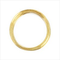 Проволока-основа с памятью Ø 0.62 мм (золотая)