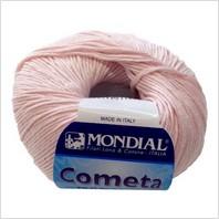 Пряжа Cometa (кремовая)
