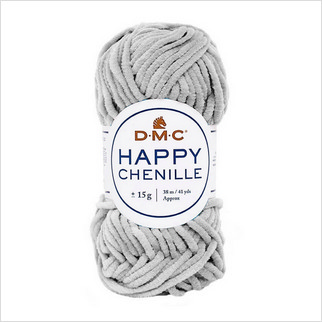 Пряжа Happy Chenille для амигуруми, цвет 12
