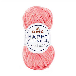 Пряжа Happy Chenille для амигуруми, цвет 13