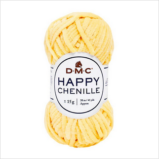 Пряжа Happy Chenille для амигуруми, цвет 14