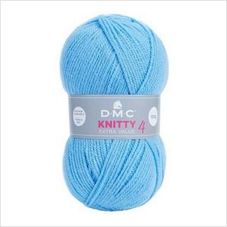 Пряжа Knitty 4, цвет 969