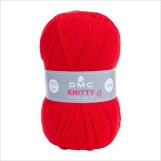 Пряжа Knitty 4, цвет 977