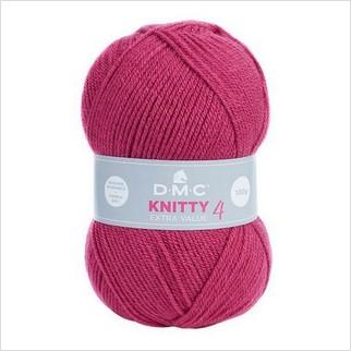 Пряжа Knitty 4, цвет 984