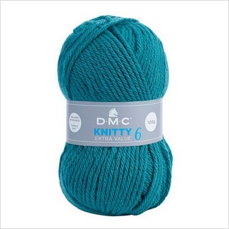 Пряжа Knitty 6, цвет 829