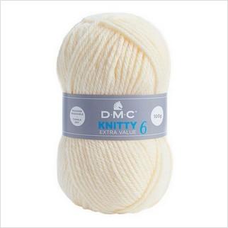 Пряжа Knitty 6, цвет 993