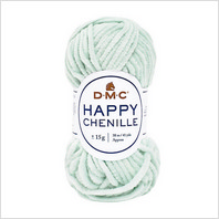 Пряжа Happy Chenille для амигуруми, цвет 16