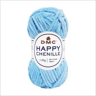 Пряжа Happy Chenille для амигуруми, цвет 17