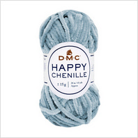Пряжа Happy Chenille для амигуруми, цвет 18