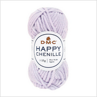 Пряжа Happy Chenille для амигуруми, цвет 19