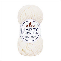 Пряжа Happy Chenille для амигуруми, цвет 21