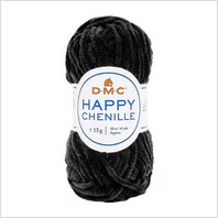 Пряжа Happy Chenille для амигуруми, цвет 22