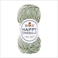 Пряжа Happy Chenille для амигуруми, цвет 23