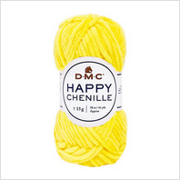 Пряжа Happy Chenille для амигуруми, цвет 25