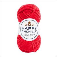 Пряжа Happy Chenille для амигуруми, цвет 34