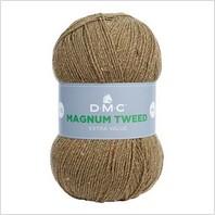 Пряжа Magnum Tweed, цвет зеленый болотный