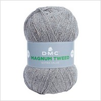 Пряжа Magnum Tweed, цвет серый