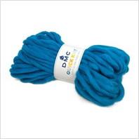 Пряжа Quick Knit, цвет голубой