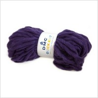 Пряжа Quick Knit, цвет фиолетовый