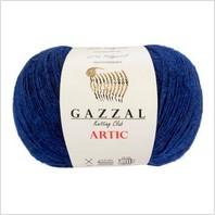 Пряжа Artic, цвет темно-синий