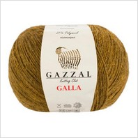 Пряжа Galla, цвет хаки