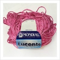 Пряжа Lucente (ярко-розовый)