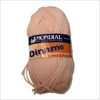 Пряжа Dinamo (розовый)