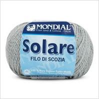 Пряжа Solare (серая)
