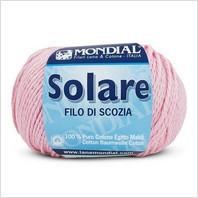 Пряжа Solare (розовая)