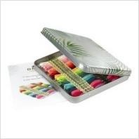 Нитки мулине ДМС Palm box (подарочный набор)