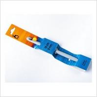 Крючок для вязания 15 см-8.0 мм