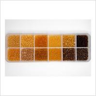 """Набір для біжутерії """"amber-10"""""""