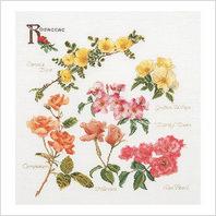 """Набор для вышивания ''Панно Розы"""""""