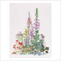 """Набор для вышивания ''Полевые цветы"""""""