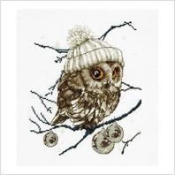 """Набор для вышивания ''Ух ... ух ... Зима"""""""