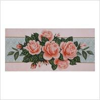 """Схема для вишивки бісером """"Троянди"""""""