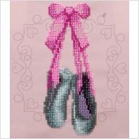"""Схема для вишивки бісером """"Мрія балерини"""""""