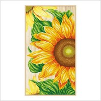 """Схема для вишивки бісером """"Квітка сонця"""""""
