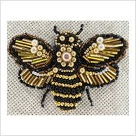 """Набір для вишивання """"Бджілка"""""""