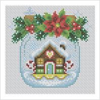 """Набор для вышивания ''Рождественское настроение"""""""