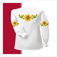 Набір текстилю сорочки-вишиванки для дівчинки (розмір 26-28)