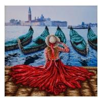 """Схема для вишивки бісером """"Венеція"""""""