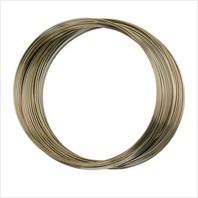 Проволока-основа с памятью Ø 0,62 мм (состаренное золото)