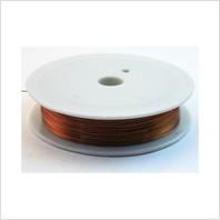Дизайнерская проволока Ø 0.20 мм (медный)