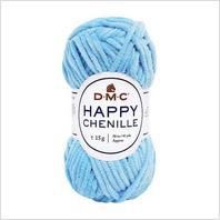 Пряжа Happy Chenille для амигуруми, цвет 17