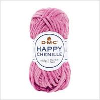 Пряжа Happy Chenille для амигуруми, цвет 24