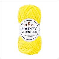 Пряжа Happy Chenille для амигуруми, цвет 25