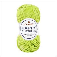 Пряжа Happy Chenille для амигуруми, цвет 29
