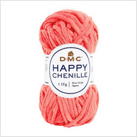 Пряжа Happy Chenille для амигуруми, цвет 32