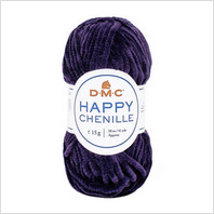 Пряжа Happy Chenille для амигуруми, цвет 33
